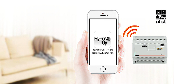 MyHOME / MyHOME_Up bei Elektro-Wiesener GmbH in Magdeburg